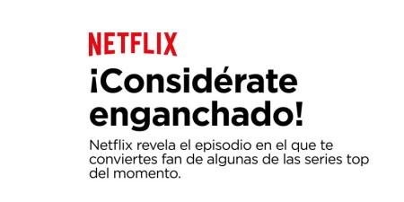 ¿Cuántos episodios tienes que ver para engancharte en una serie? Netflix lo sabe