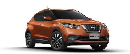 Nissan Kicks llegó a México