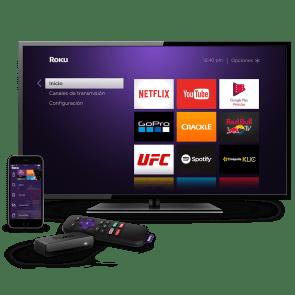 Roku anuncia una línea de reproductores de streaming desde $849 pesos - roku-express-and-mobile-app