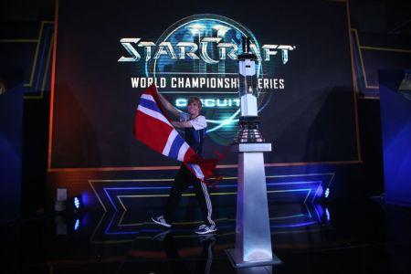 Snute gana la Copa Intercontinental de StarCraft II en México