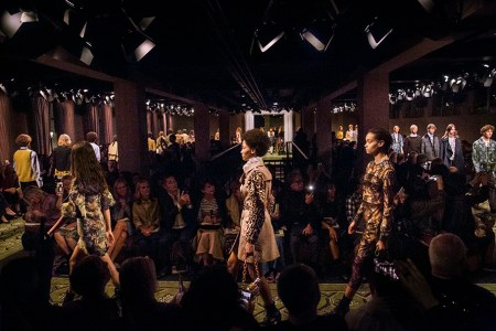 Burberry September Collection y su experiencia digital
