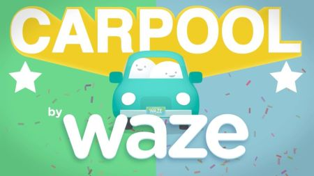 Waze Rider: el servicio de coche compartido de Google ahora en San Francisco