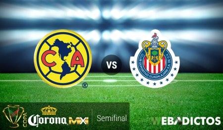 Ve al América vs Chivas en la Semifinal de Copa MX ¡En vivo por internet! | A2016