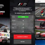 Descarga la app del Formula 1 Gran Premio de México 2016 y disfrútalo al máximo