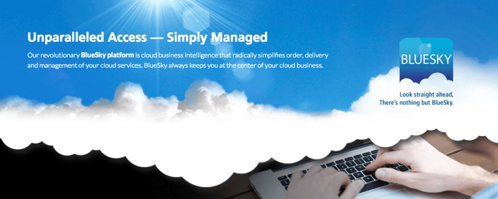Westcon presenta BlueSky, revolucionaria plataforma cloud de inteligencia de negocio - bluesky_westcon