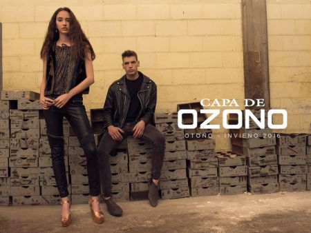 Capa de Ozono presenta sus nuevas propuestas de tendencia en Calzado Otoño-Invierno