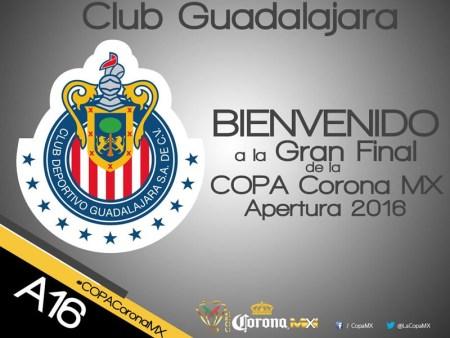 ¡Definido! Chivas vs Querétaro será la final de la Copa MX Apertura 2016