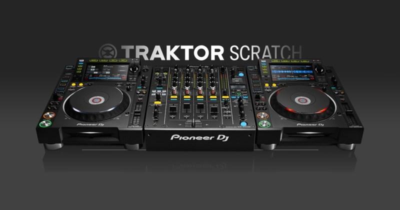 Pioneer DJ y su línea NXS2 son compatibles con TRAKTOR PRO 2 - compatibilidad-traktor-800x420