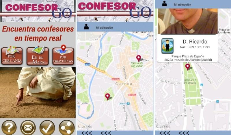 Confesor GO, la app para encontrar al sacerdote más cercano - confesor-go-app-800x467