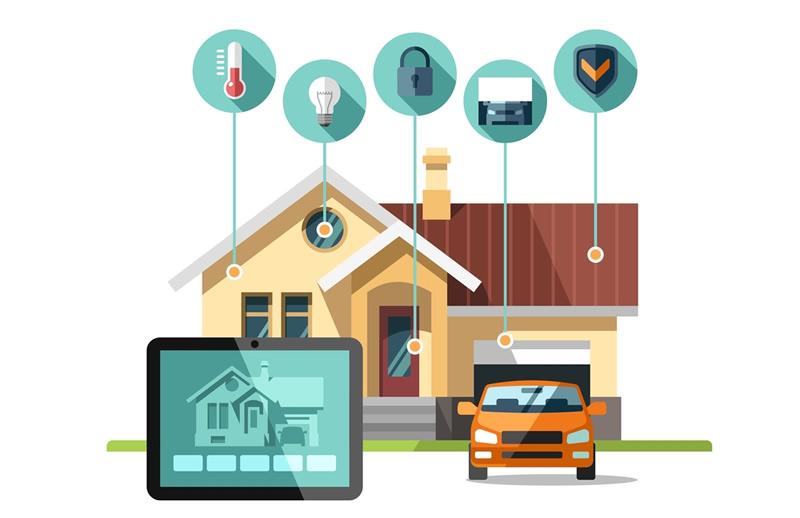 La seguridad, principal razón para modernizar el hogar con dispositivos domóticos - domotica-casa