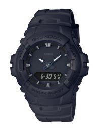 G-Shock presenta nueva serie Black Out, relojes totalmente en negro - g-100bb-1a_jf_dr