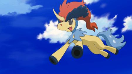 Ya puedes descargar gratis al Pokémon Keldeo