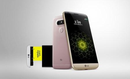 LG G5 certificado por el gobierno estadounidense para uso empresarial y militar