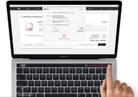 Aparecen imágenes de la nueva MacBook Pro