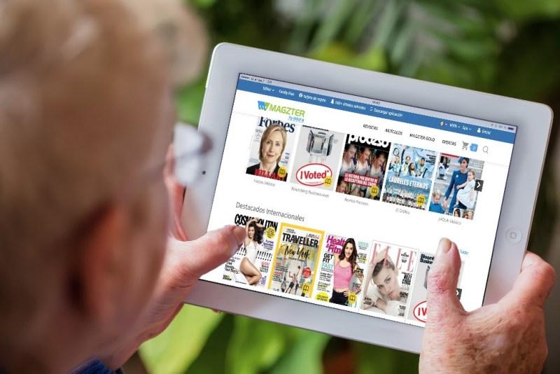 Magzter: quiosco de revistas digitales llega a México con más de 3,000 revistas - magzter-800x534
