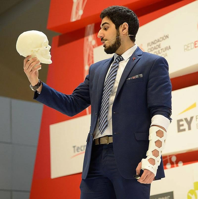 Estudiantes mexicanos ganan premio internacional con dispositivos médicos en 3D - mediprint