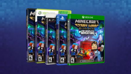 Minecraft Story Mode: The complete Adventure ¡Ya disponible!
