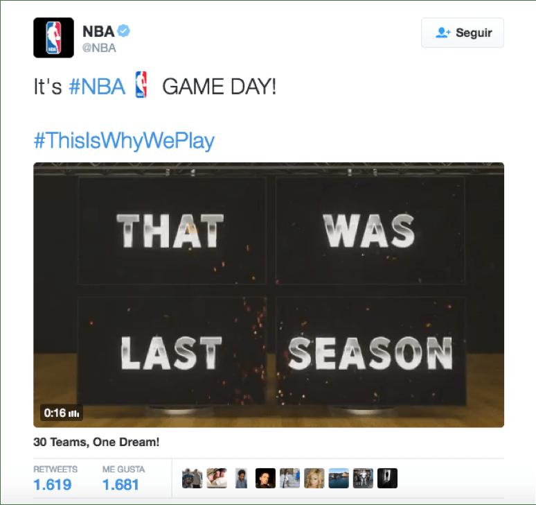 La NBA ha llegado a Twitter y con 2 programas semanales exclusivos - nba-twitter