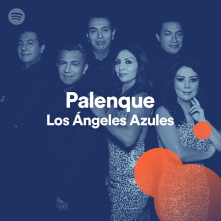 Palenque de Spotify presenta: Los Ángeles Azules