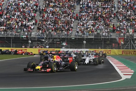 Ve las prácticas del Gran Premio de México 2016 en vivo en tus dispositivos