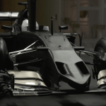 "Claro video y Nat Geo presentan la serie ""Superautos: Sahara Force India"" - racing-car-at-wind-tunnel"