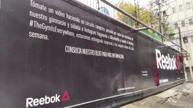 Reebok crea un gym urbano en la CDMX - reebok_gym-urbano