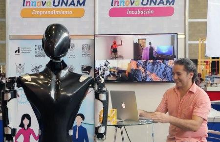 Emprendedores de la UNAM crean sistemas robóticos innovadores a precios accesibles