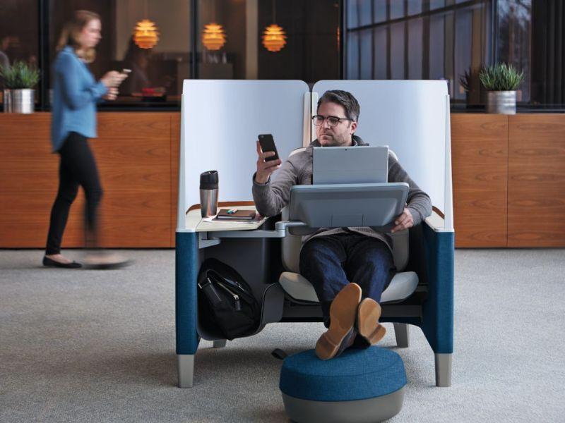 4 tendencias en las oficinas modernas que deberías considerar - tendencias-en-las-oficinas-modernas-800x600