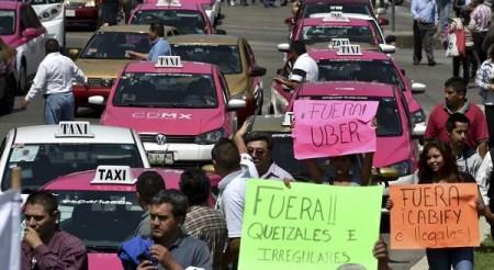 CDMX, la ciudad del mundo en donde más se utiliza Uber
