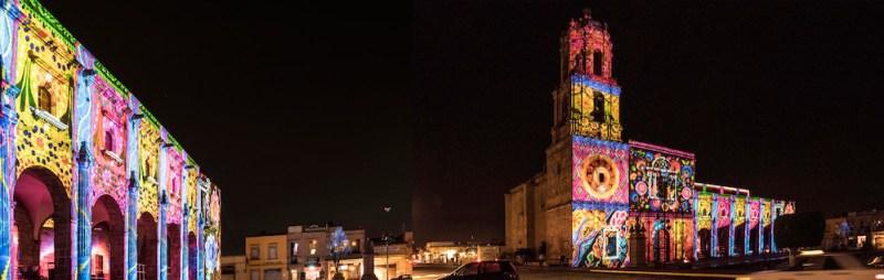 VideoMapping en Morelia: Rescate de espacios públicos y promoción turística - videomapping-en-morelia-800x254