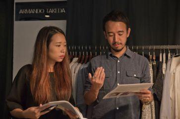 Mexico Fashion Design Hong Kong: impulsa a diseñadores mexicanos al mercado asiático - armando-takeda-pop-up-store-hong-kong