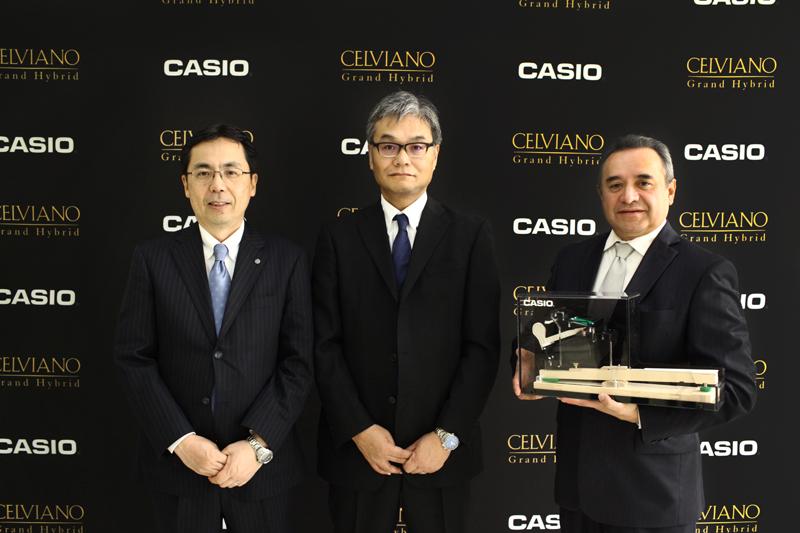 Celviano Grand Hybrid: nuevo piano híbrido de Casio en colaboración con C. Bechstein - celviano-grand-hybrid_33-800x533