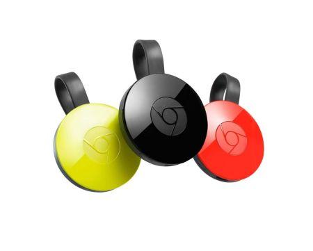 Google Cast cambia de nombre: ahora es Chromecast Built-in