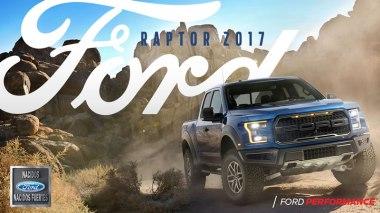 Nueva Ford Raptor 2017 con un aspecto mucho más rudo y poderoso - ford-raptor-2017-10