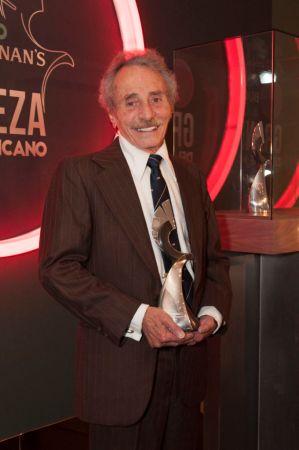 Entrega Premio Buchanan's a la Grandeza del Cine Mexicano - ganador-david-baksht-299x450