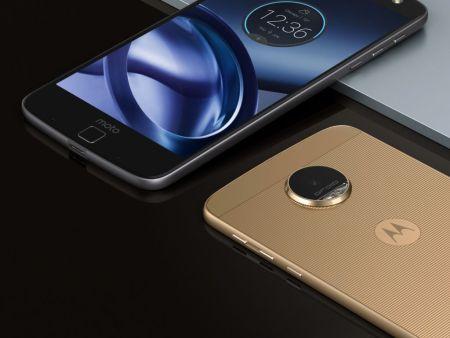 Próximos smartphones de Lenovo llevarán la marca Moto