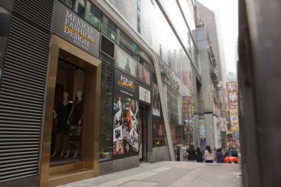Mexico Fashion Design Hong Kong: impulsa a diseñadores mexicanos al mercado asiático - mexico-fashion-design-pop-up-store