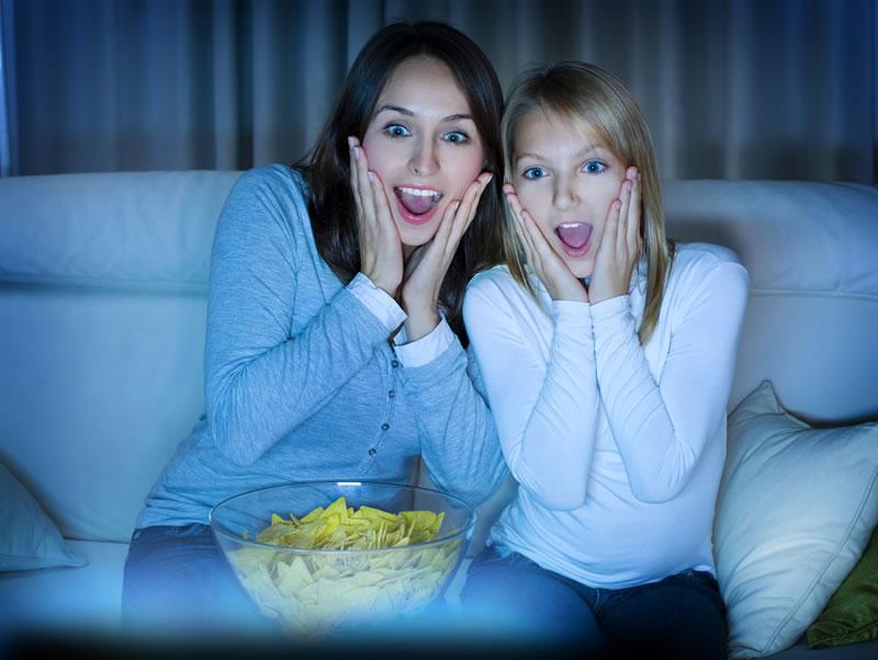 Netflix fortalece la relación madre - hija según estudio - netflix-relacion-madre-hija