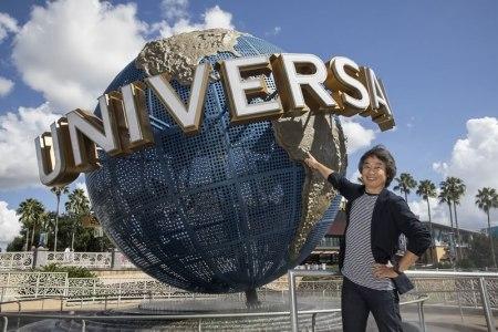 Áreas temáticas de Nintendo llegarán a parques de Universal