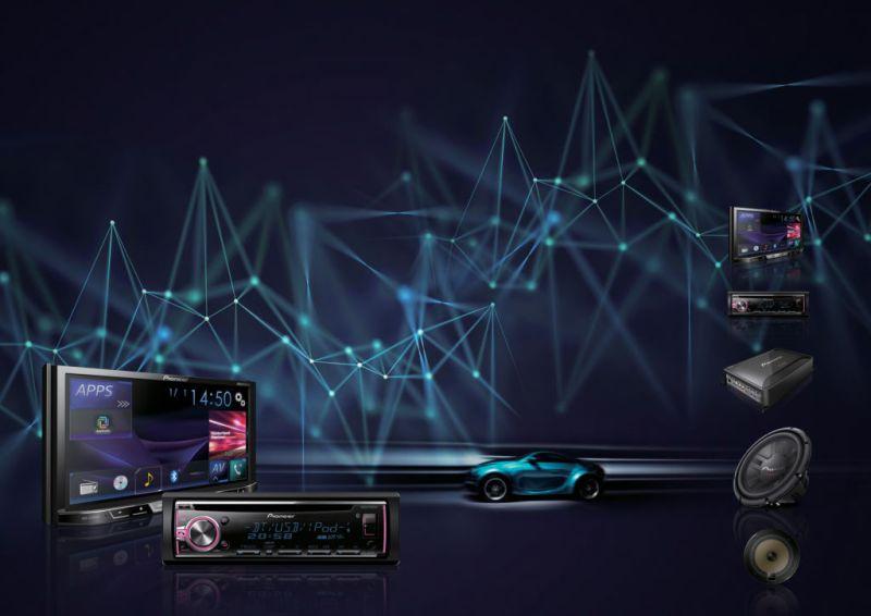 Descuentos y promociones de equipos Pioneer en El Buen Fin 2016 - pioneer-car-audio-1-800x566