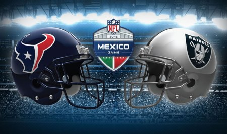 Raiders de Oakland vs Houston, NFL en México | Resultado: 27-20