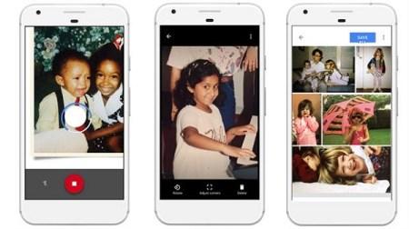 Google lanza PhotoScan para digitalizar fácilmente tus viejas fotos
