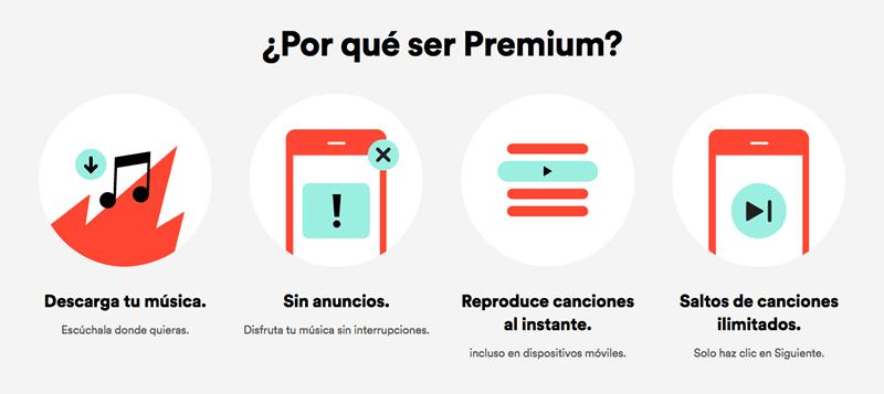 Spotify Premium a 9 pesos por 3 meses ¡Por tiempo limitado! - spotify-premium-promocion
