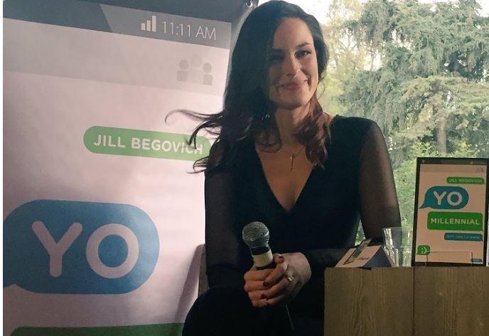 Platicamos con Jill Begovich sobre Yo, Millenial - yomillenial
