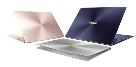 ASUS Zenbook 3: ultraligera y un rendimiento sin precedentes