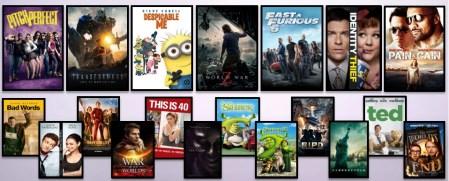 Noches de películas por Universal Channel del 17 Diciembre al 1 de Enero