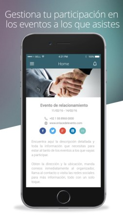 Approach: app mexicana de eventos corporativos es galardonada - approach-2