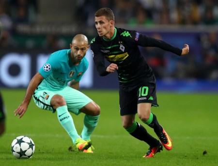 Barcelona vs Borussia Mönchengladbach, Champions 2016/17 | Resultado: 4-0