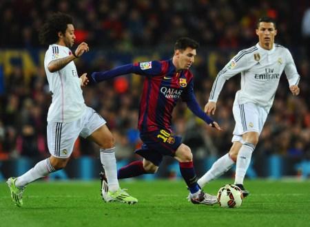 Barcelona vs Real Madrid, J14 de La Liga 2016/17 | Resultado: 1-1