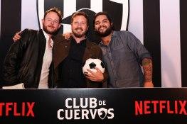 Así celebró Club de Cuervos el lanzamiento de su segunda temporada [Fotos] - cuervos-party-003